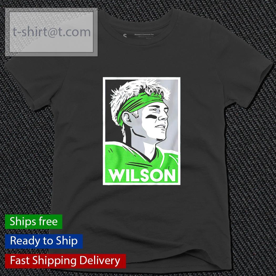 Wilson Zach Wilson t-s ladies-tee