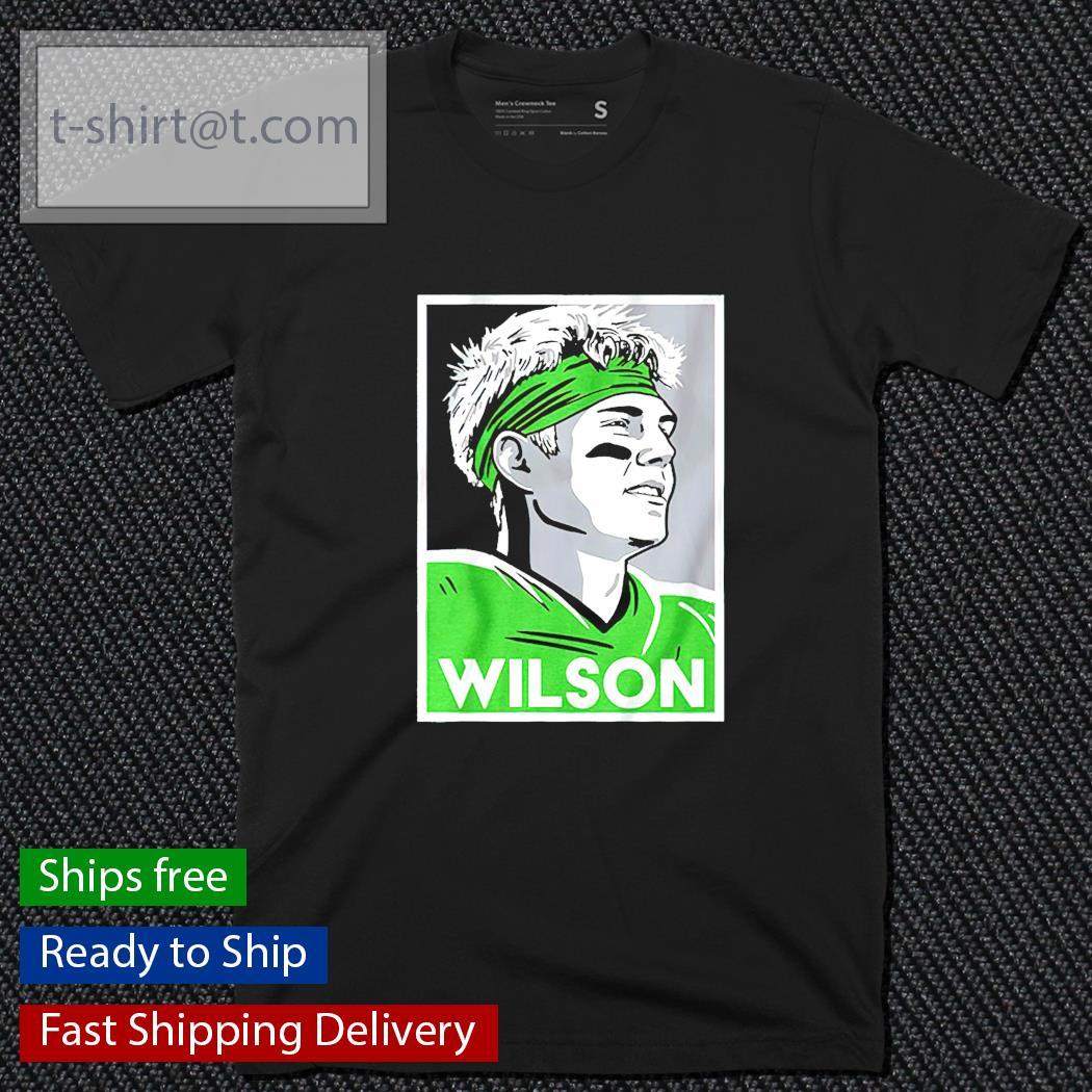 Wilson Zach Wilson t-shirt