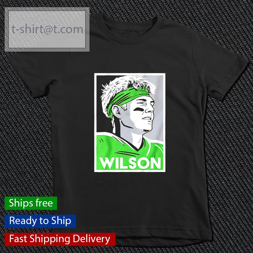 Wilson Zach Wilson t-s youth-tee