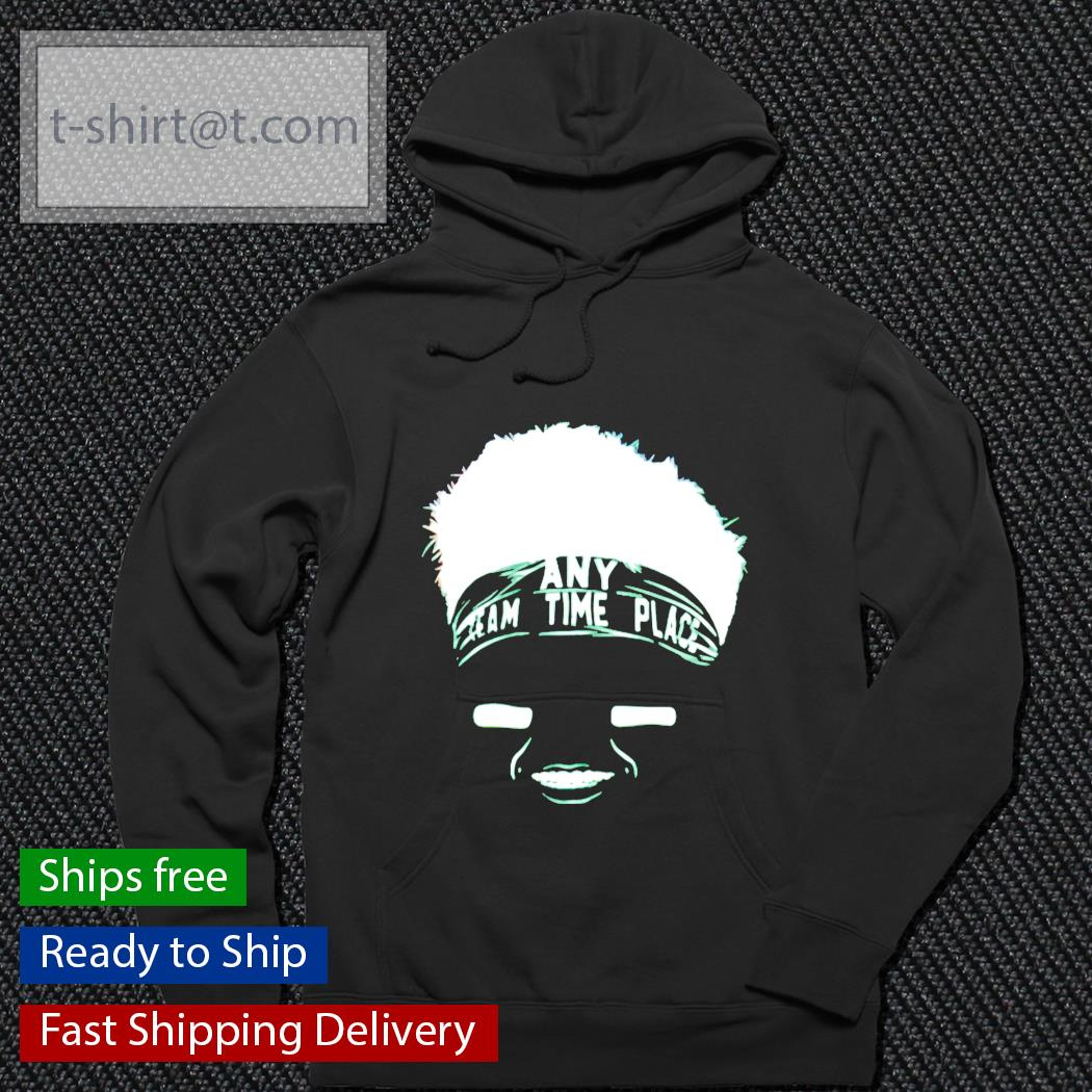 Zach Wilson any team time place hoodie