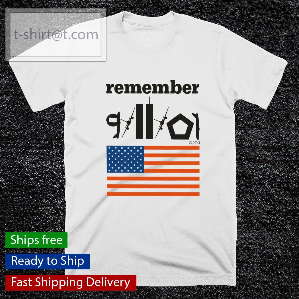 David Madsen Remember 9 11 01 Shirt Masswerks Store