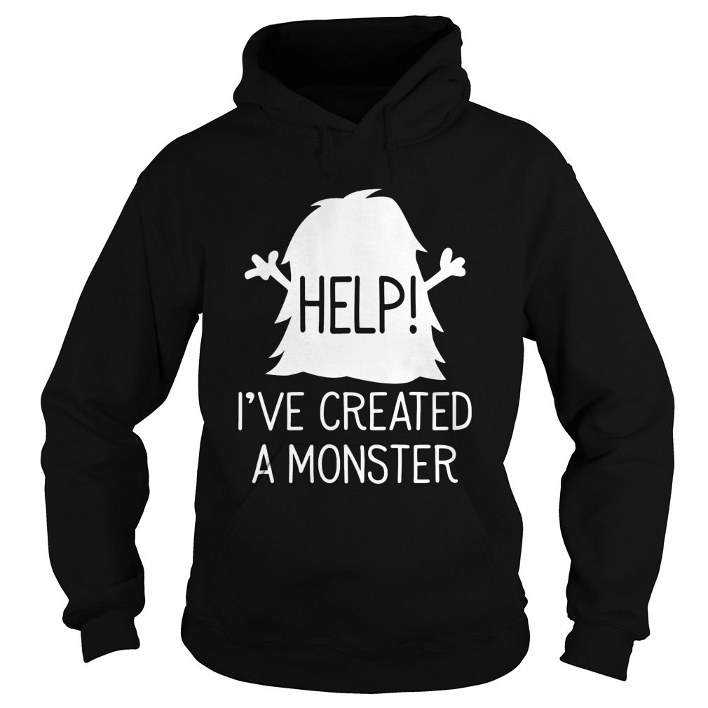 Help i've created a monster t-shirt