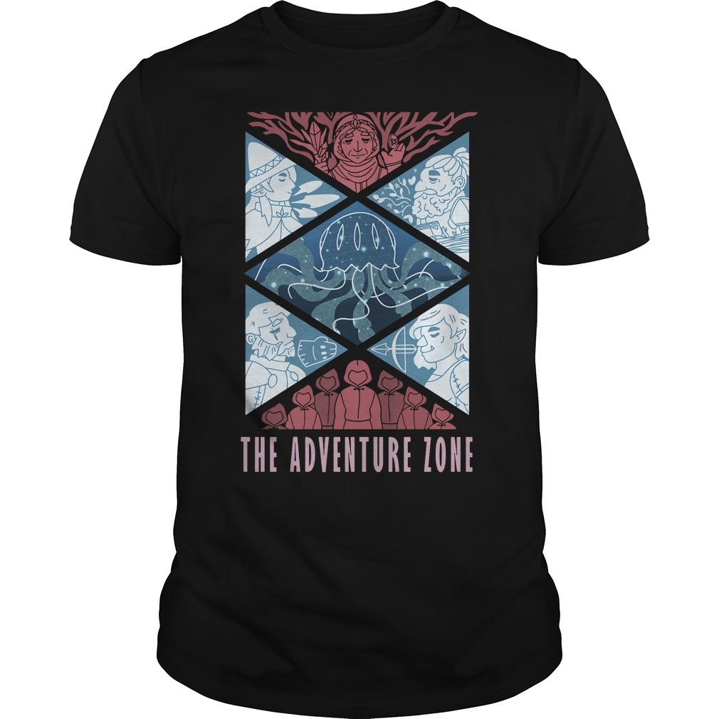 Adventure Zone T Shirt