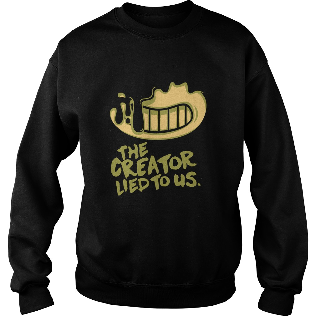 Batim Creator Lied Us Sweater
