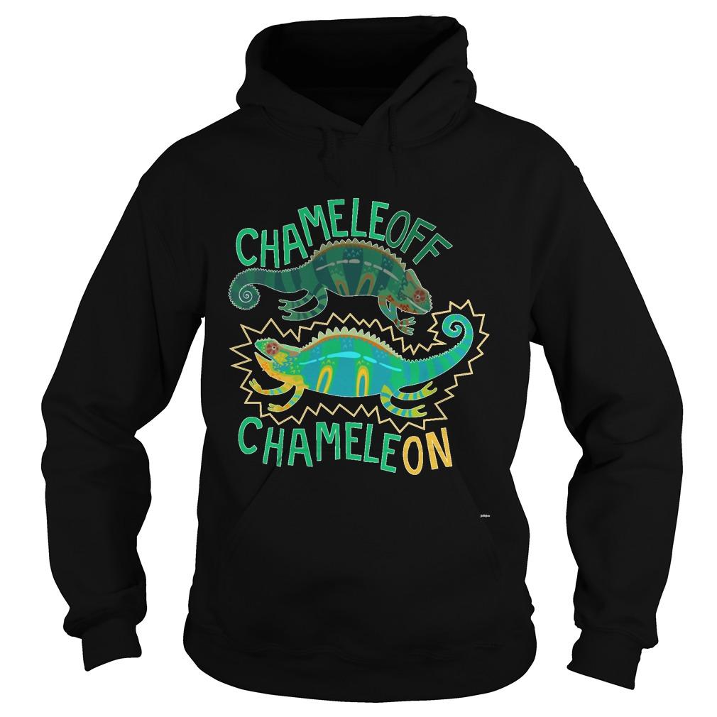 Chameleoff Chameleon Hoodie