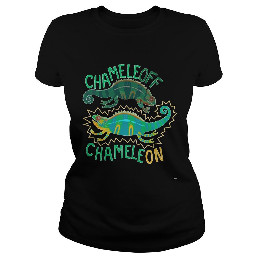 Chameleoff Chameleon Ladies Tee