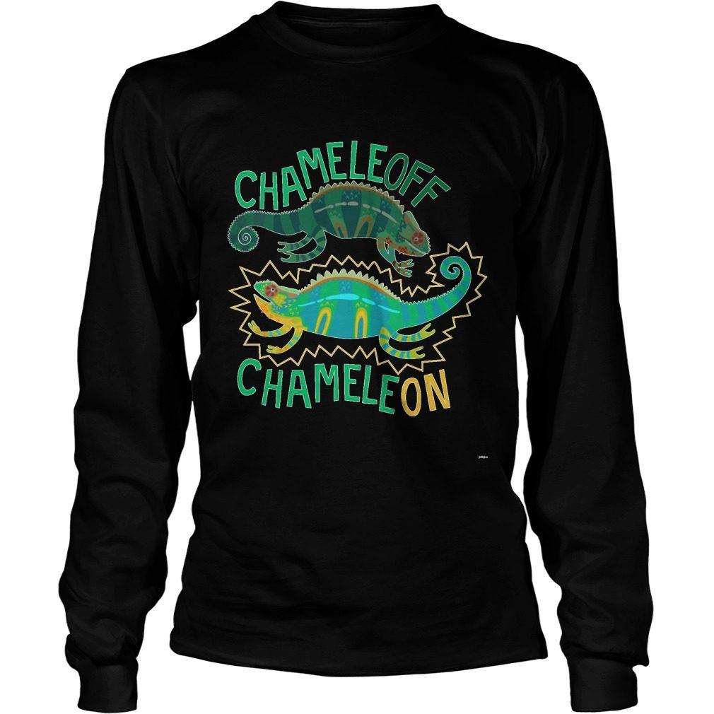 Chameleoff Chameleon Longsleeve