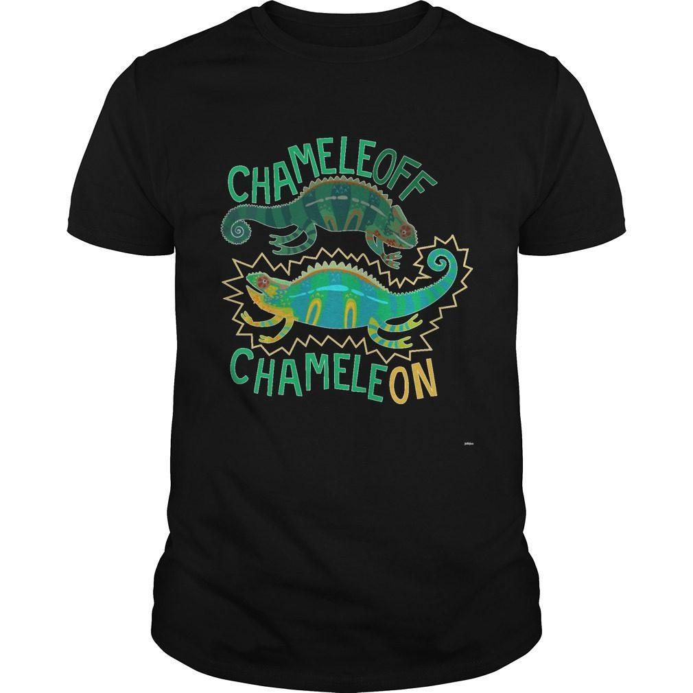 Chameleoff Chameleon Shirt