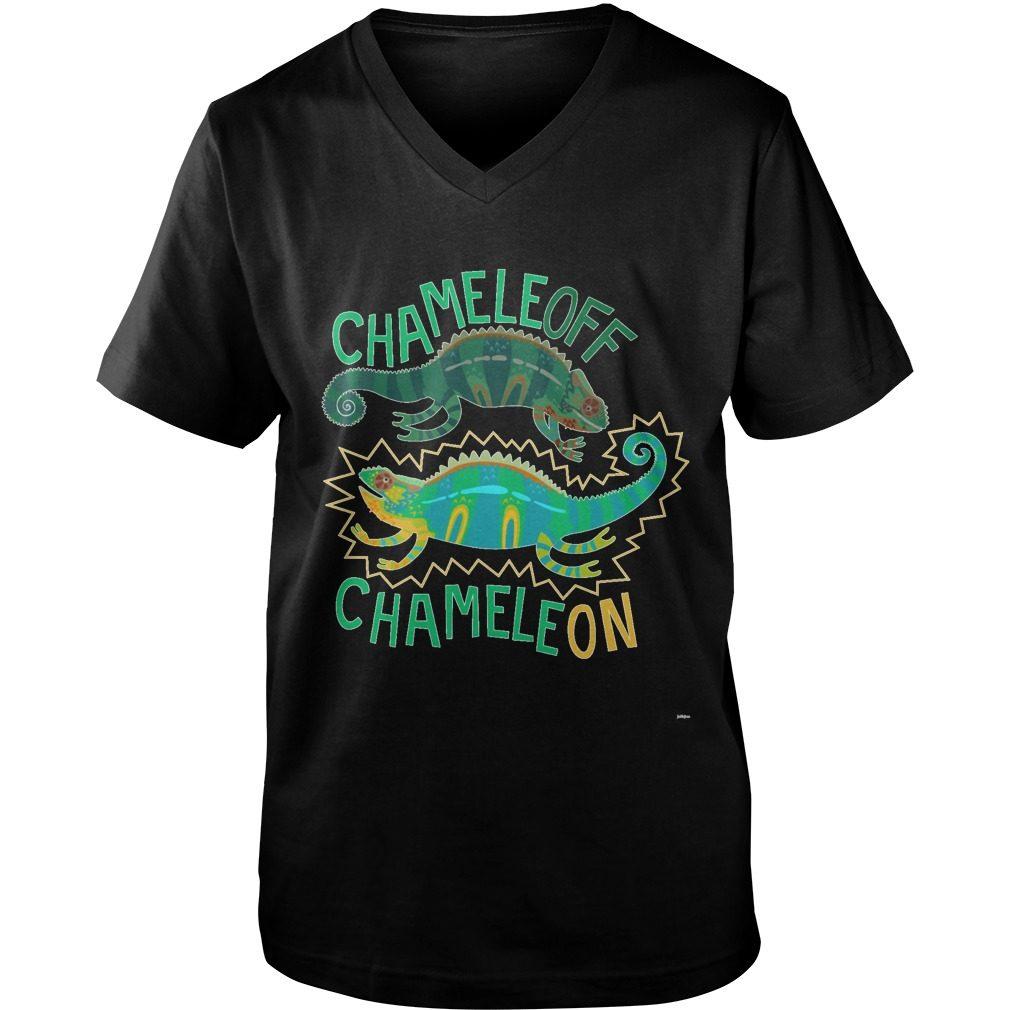 Chameleoff Chameleon V Neck