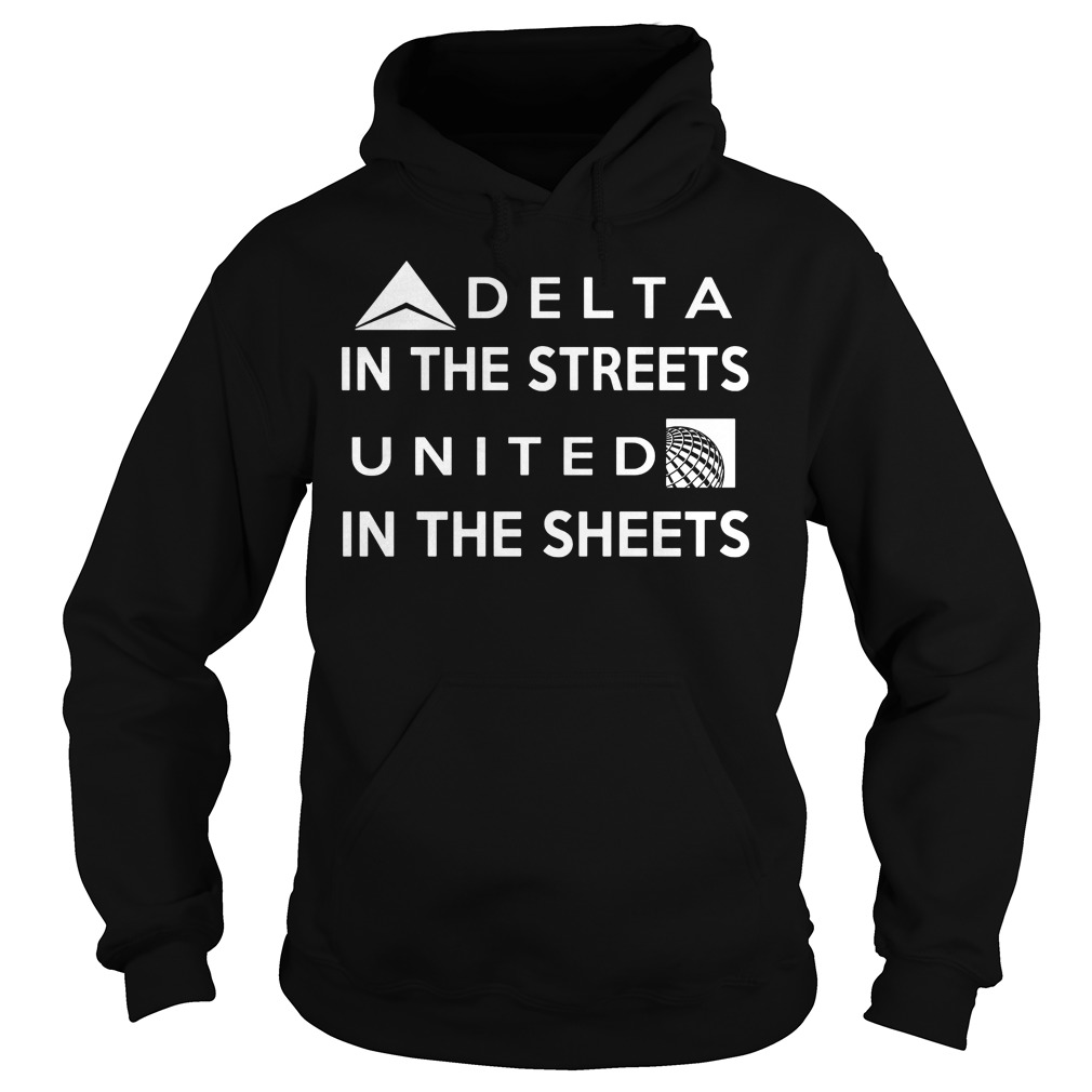 Delta Street United Sheets Hoodie
