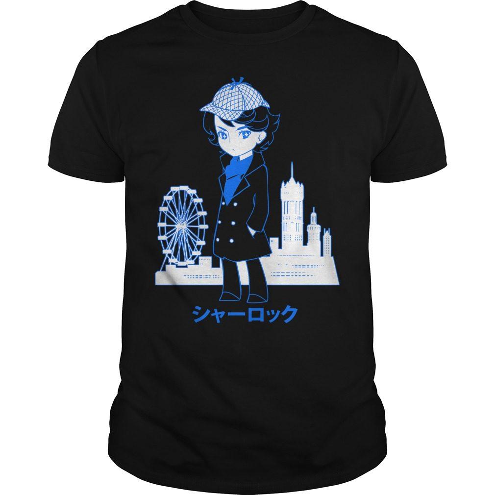 Detective London Myougi Shirt
