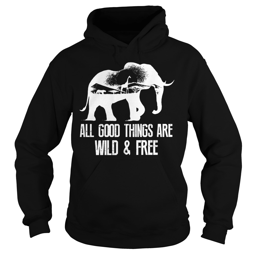 Good Things Wild Free Hoodie