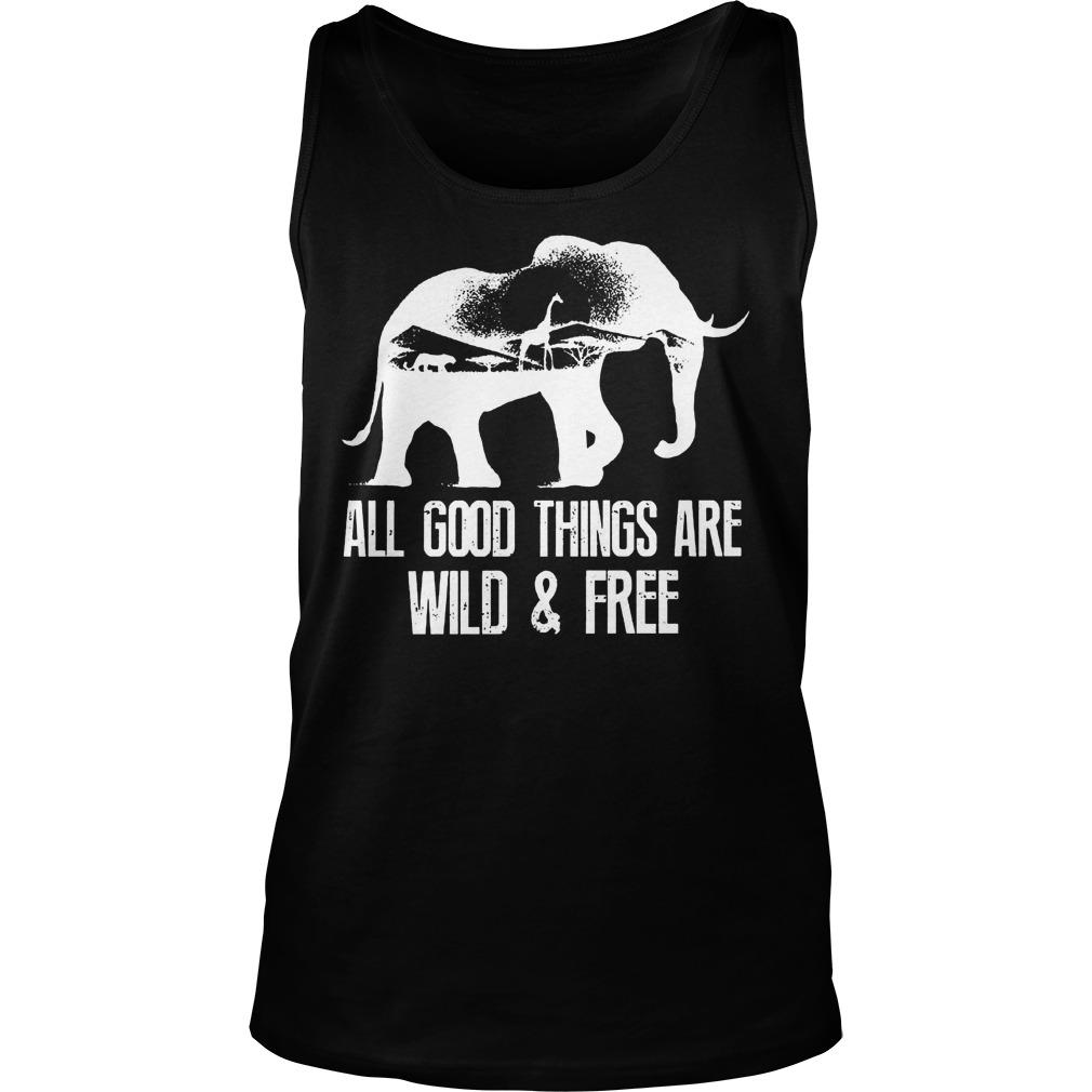 Good Things Wild Free Tank