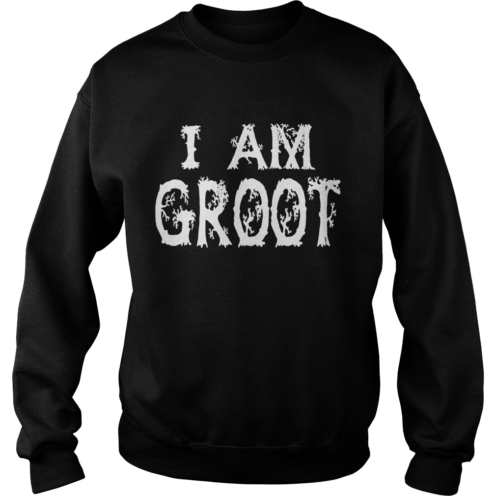 Guardian Galaxy Groot Sweat Shirt