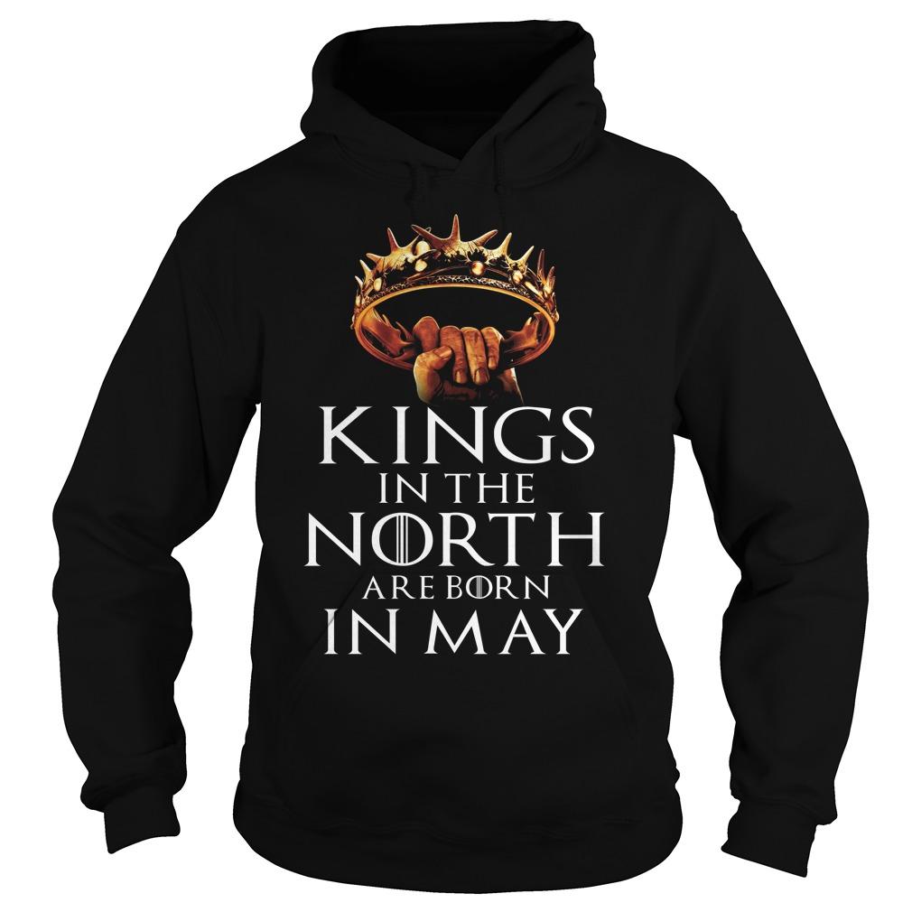 Kings North Born May Hoodie
