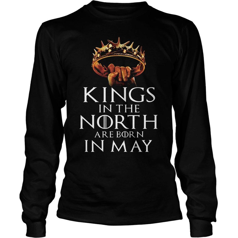Kings North Born May Longsleeve