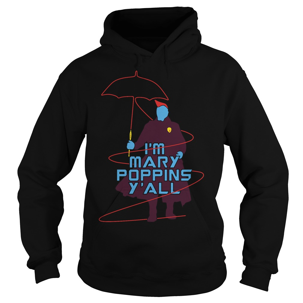 Mary Poppins Hoodie