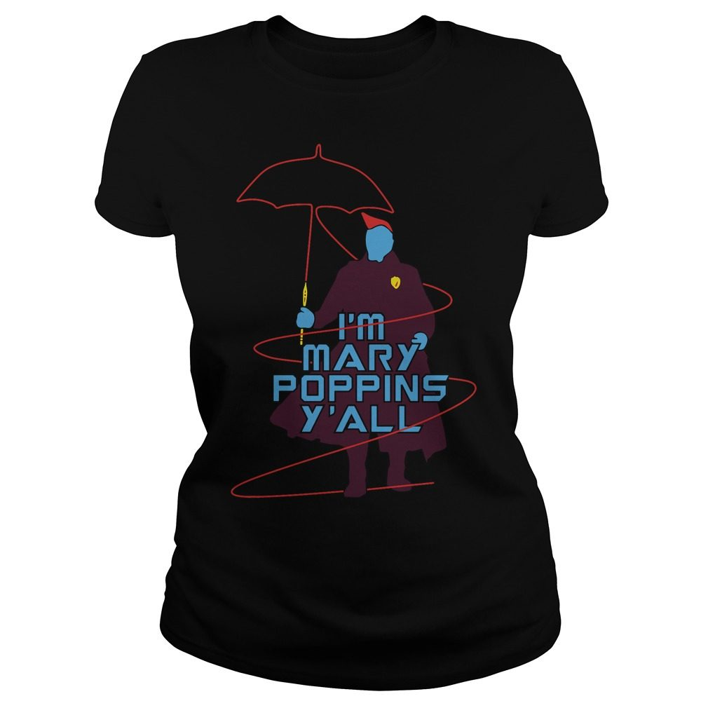 Mary Poppins Ladies Shirt
