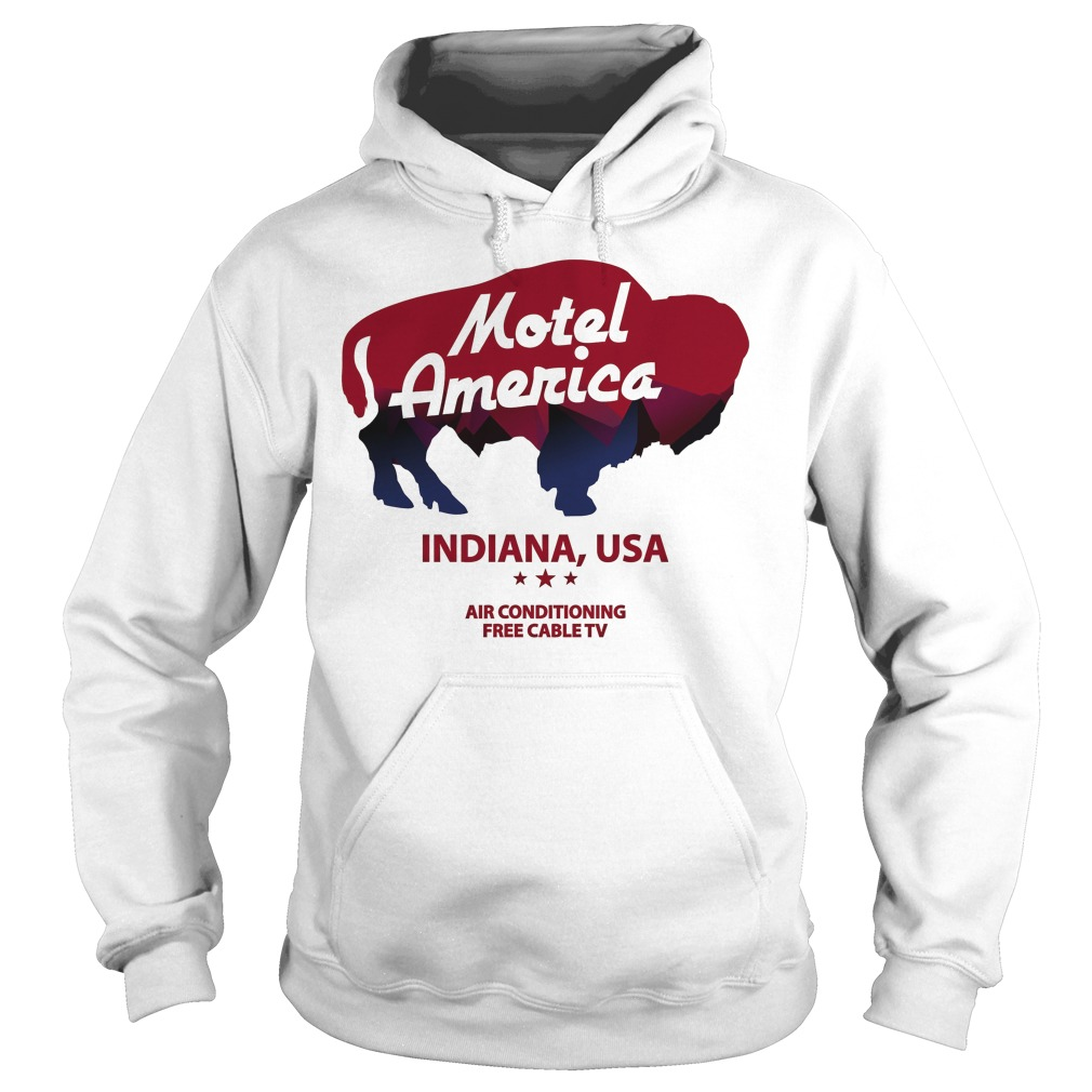 Motel America Home Of The Gods Shirt
