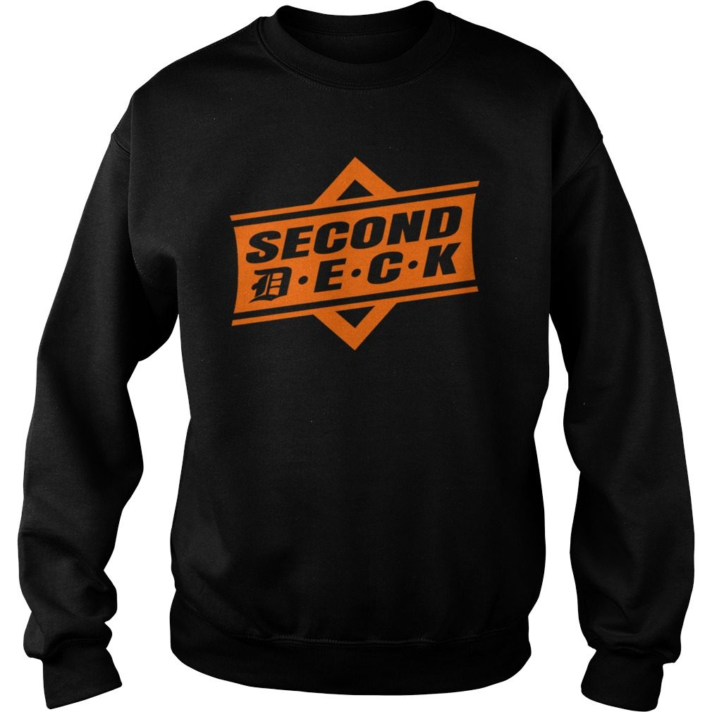 Second Deck Sweater