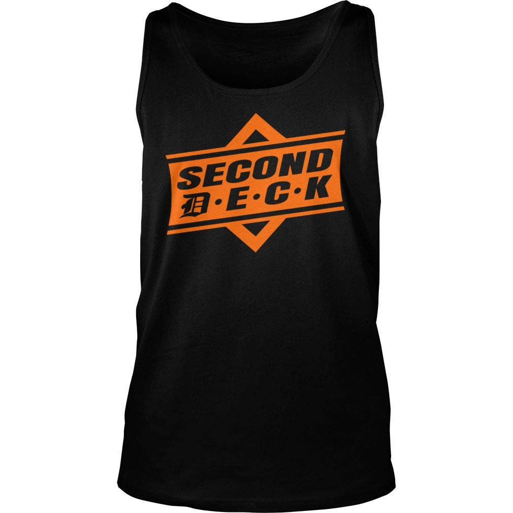 Second Deck Tank Top