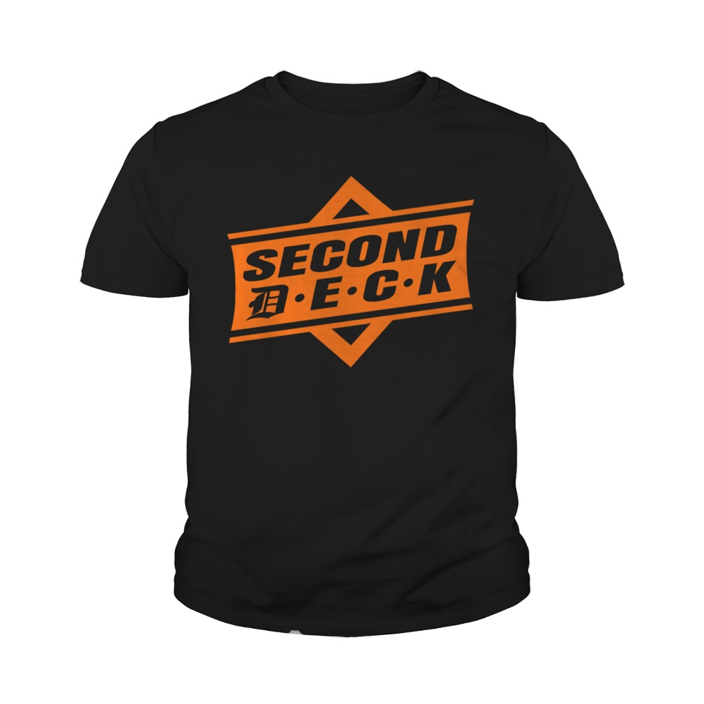 Second Deck Youth Tee