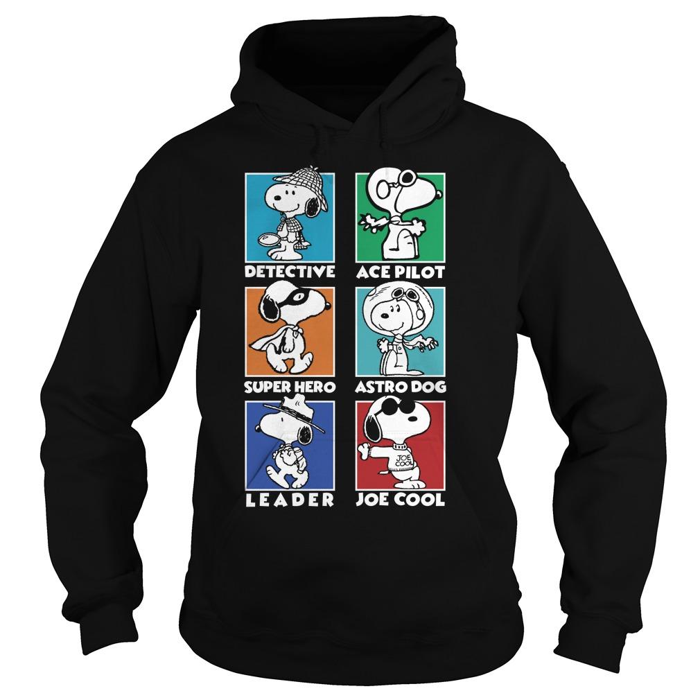 Snoopy Detective Hoodie (1)
