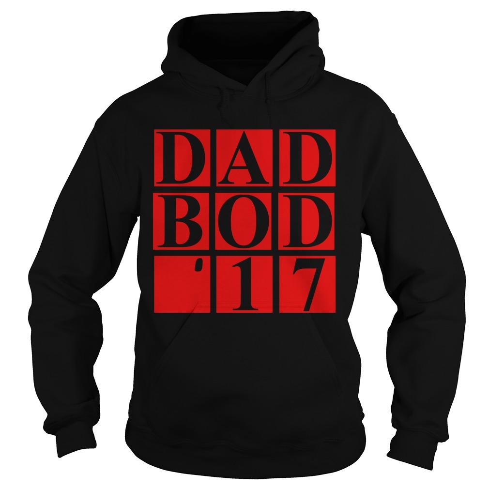 2017 Dad Bod Hoodie