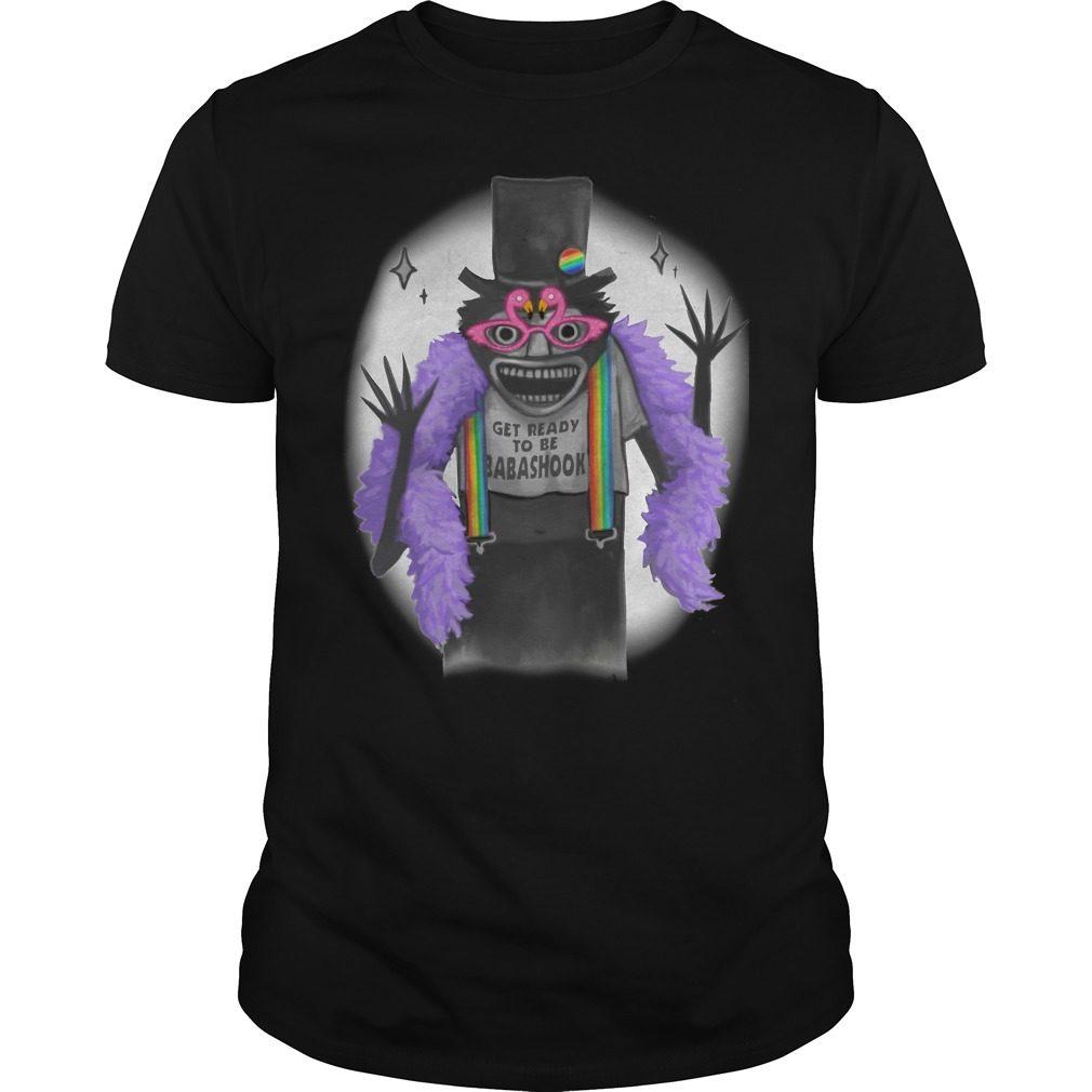 Babadook Babadook Get Ready Babadook Shirt
