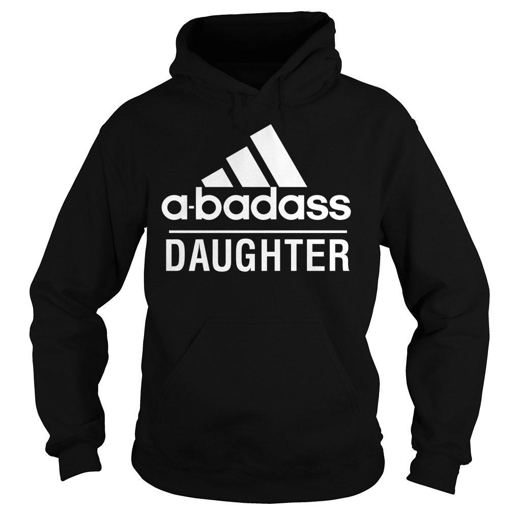 Badass Daughter Hoodie