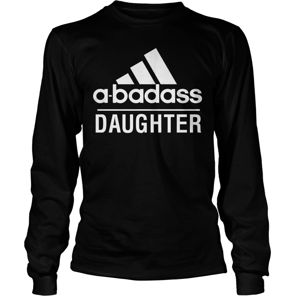 Badass Daughter Longsleeve Shirt