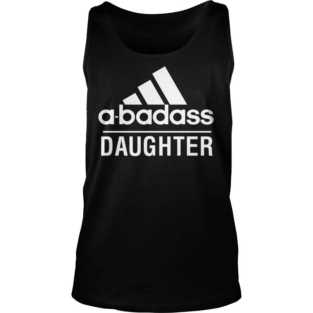 Badass Daughter Tank Top