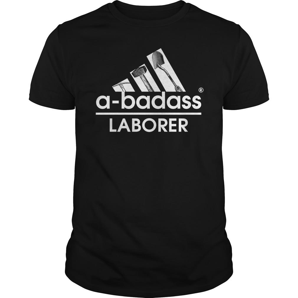 Badass Laborer Shirt