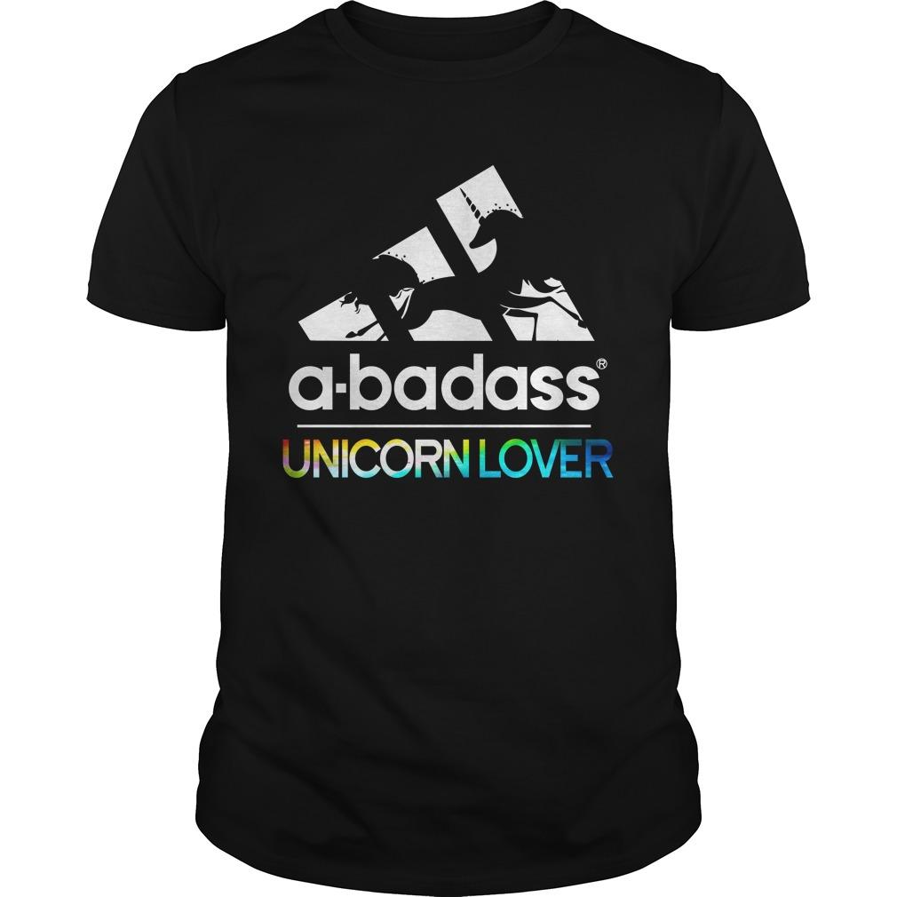 Badass Unicorn Lover Shirt
