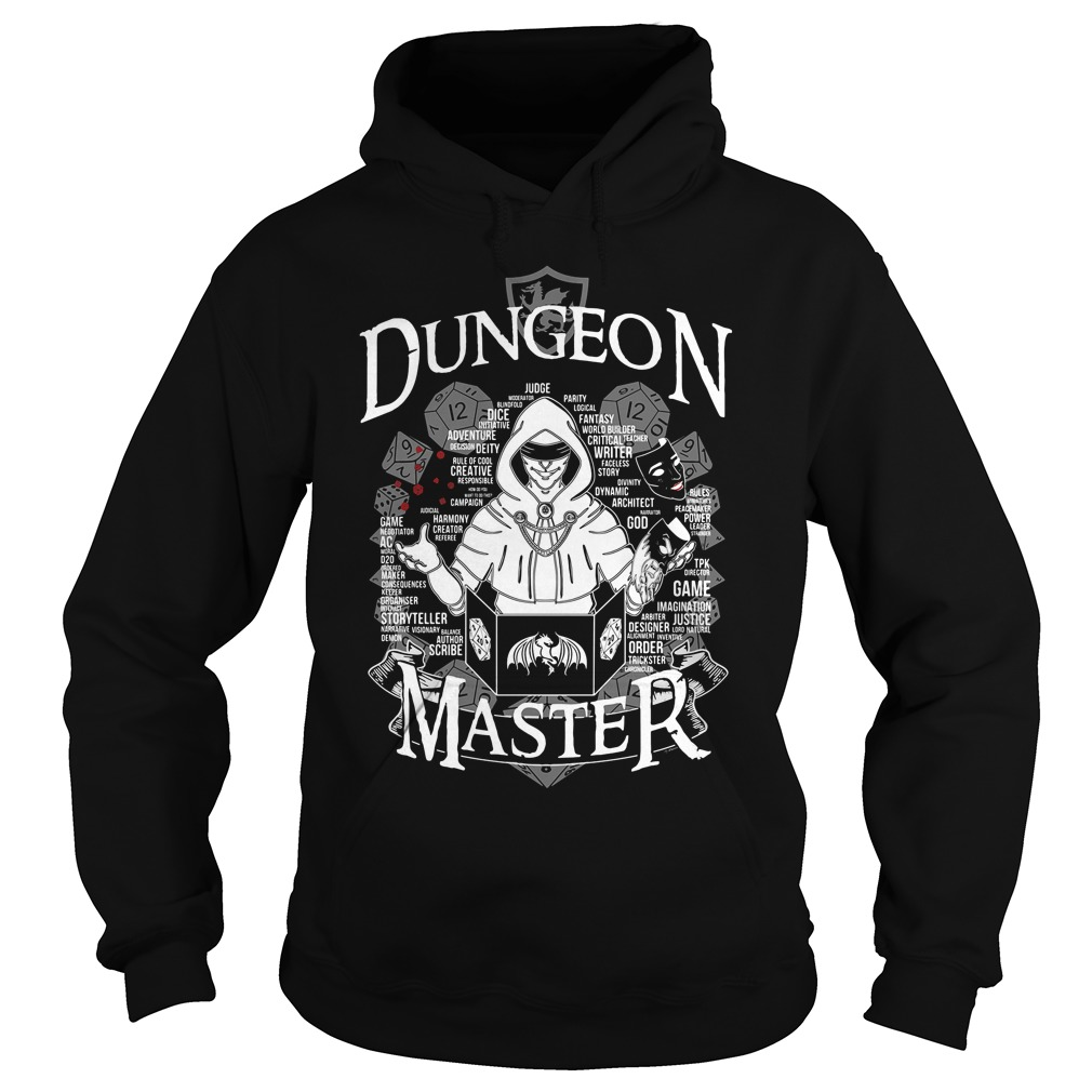 Dungeon Master Hoodie