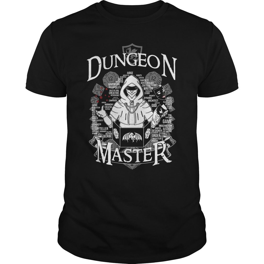 Dungeon Master Shirt
