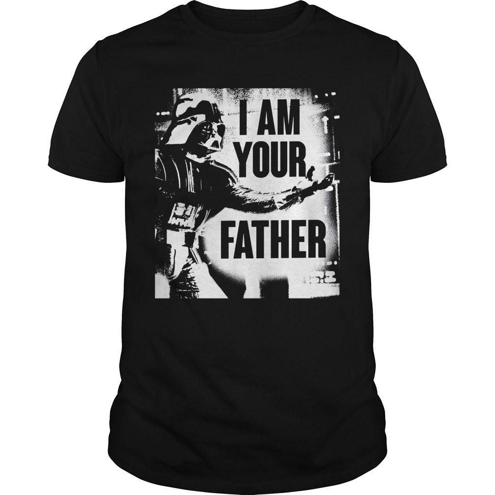 Father Starwar Shirt