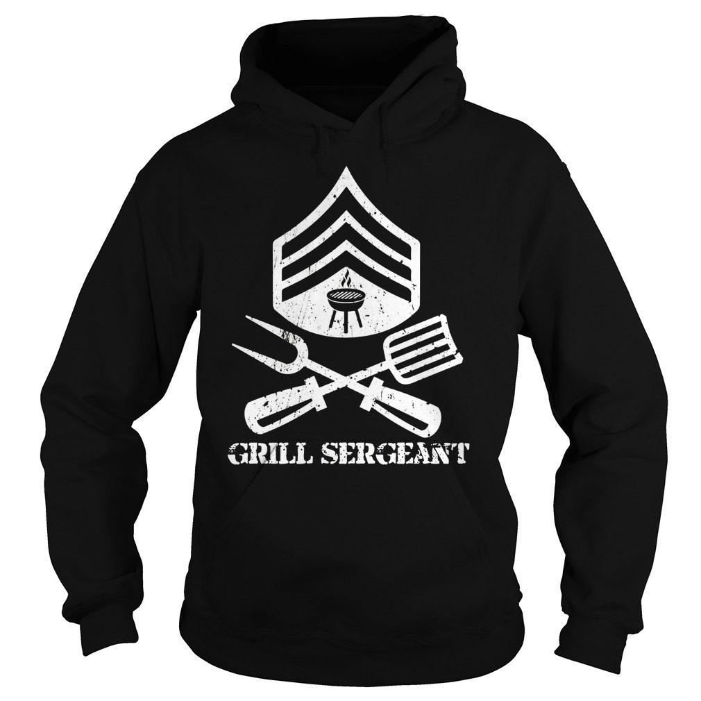 Grill Sergeant Hoodie