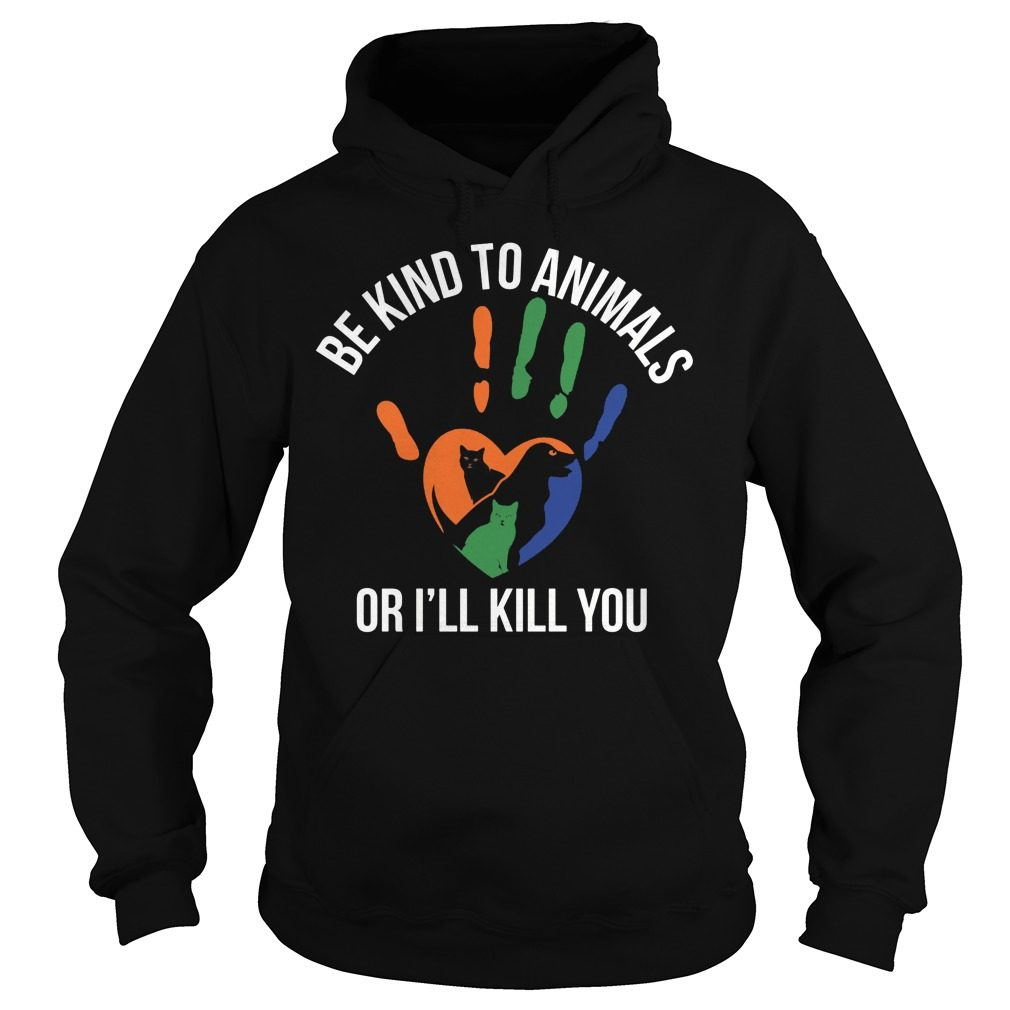 Kind Animal Ill Kill Hoodie