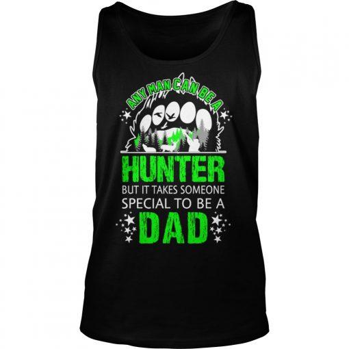 Man Can Hunter Special Dad Tank Top