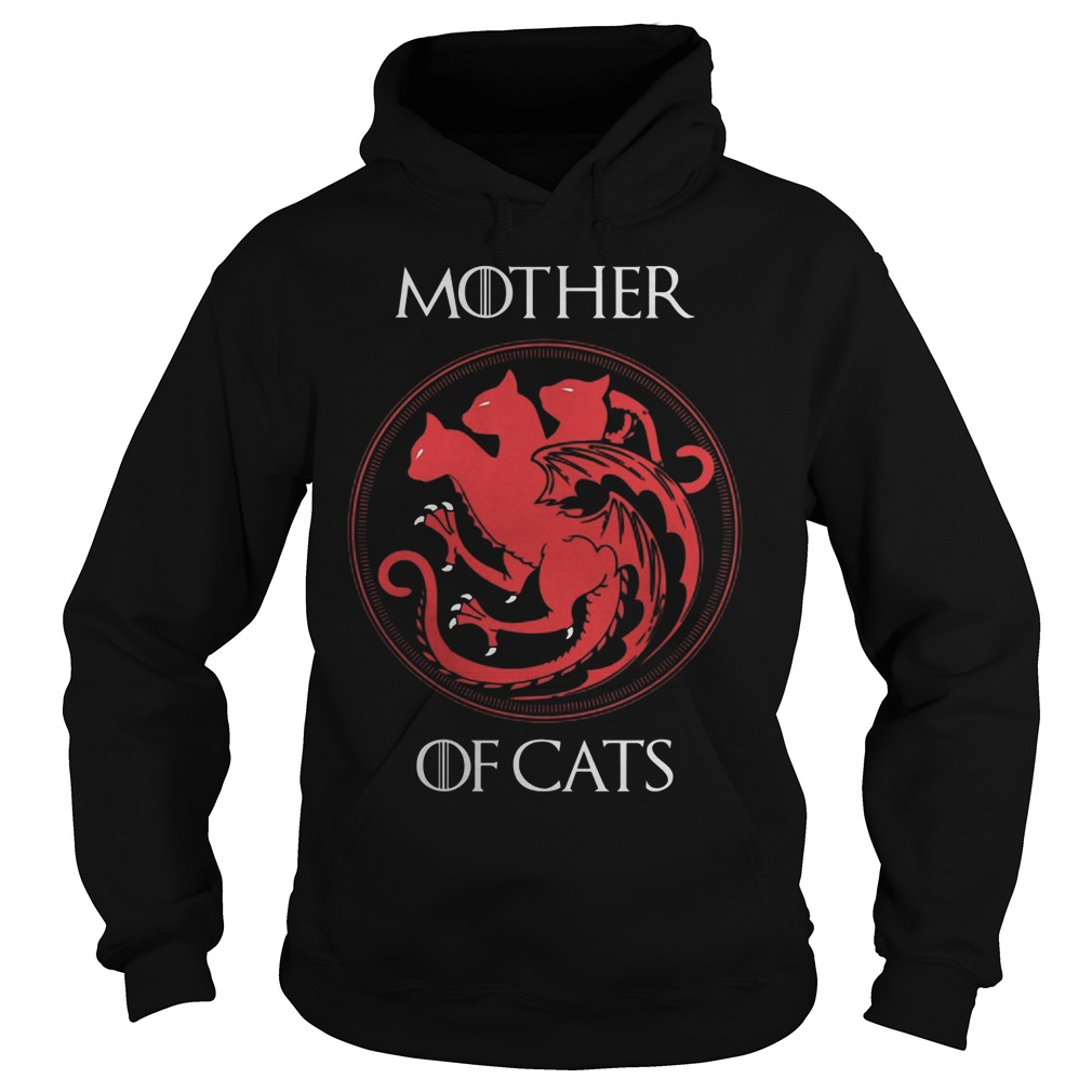 Mother Cats Hoodie