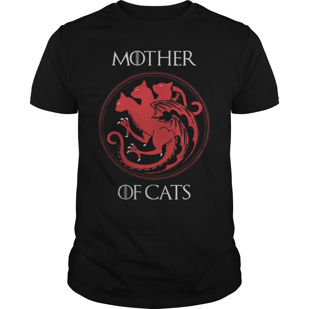 Mother Cats Shirt