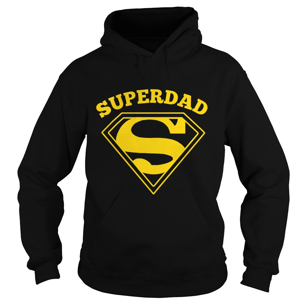 Super Dad Fathers Day Hoodie
