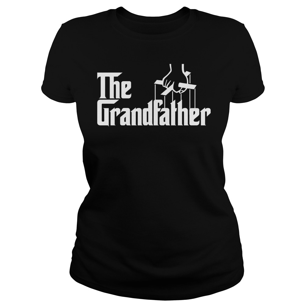The Grandfather Ladies Shirt
