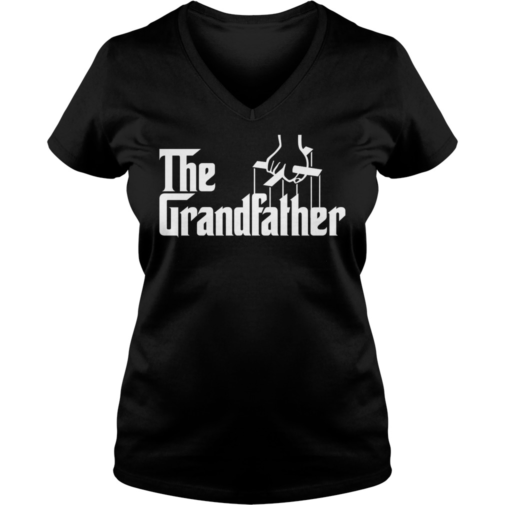 The Grandfather V Neck T Shirt
