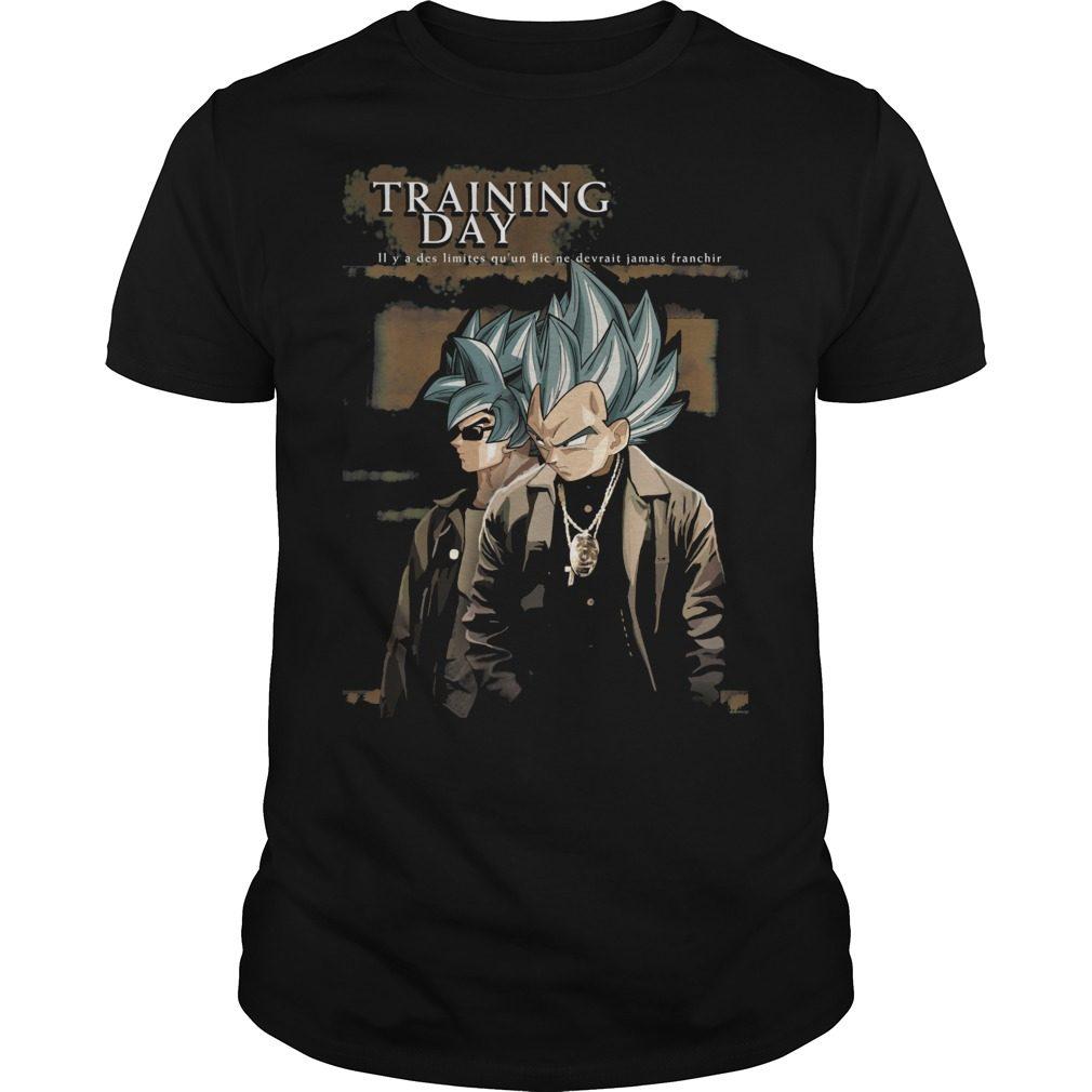 Training Day Movie T Shirt