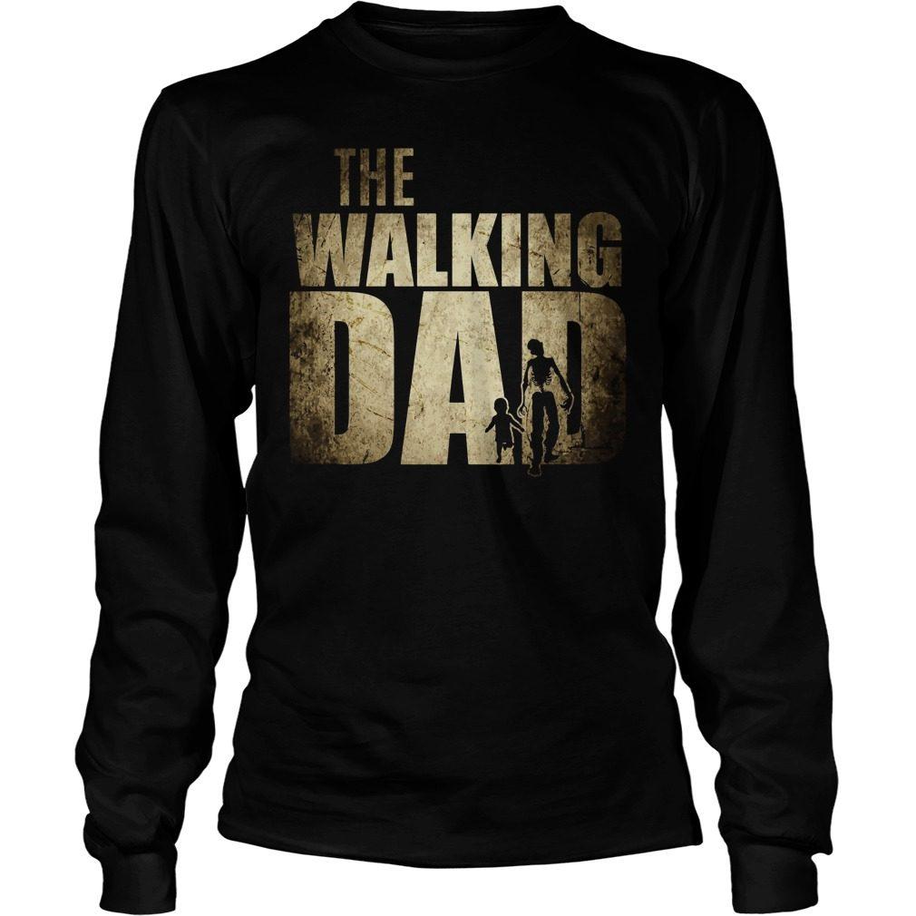 Walking Dad Longsleeve