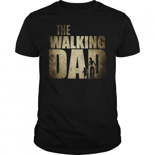 Walking Dad Shirt