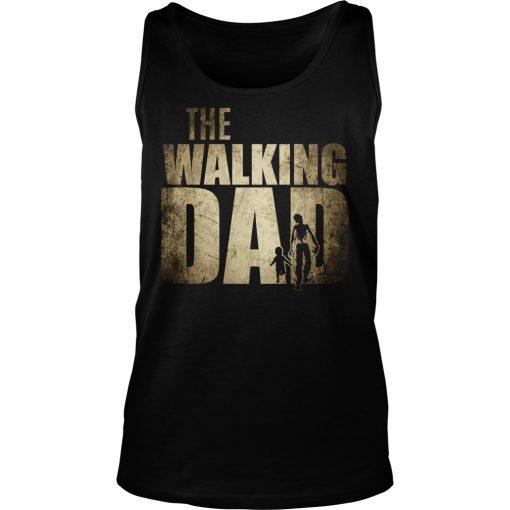 Walking Dad Tank Top