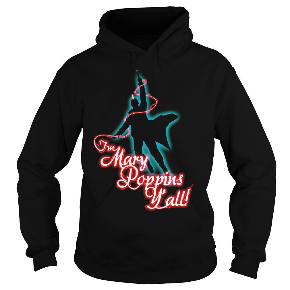 Yondu Mary Poppins Hoodie